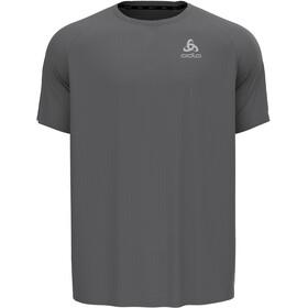 Odlo Essential Chill-Tec T-Shirt S/S Crew Neck Men, grijs